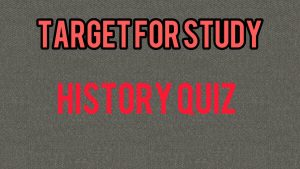 HISTORY QUIZ AND ANSWERS