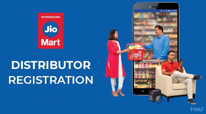 jiomart distributor registration se kamaye
